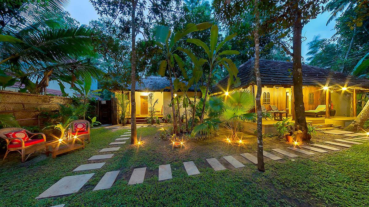 Marari Villas - Central Beaches - Mararikulam - Kerala - Icon