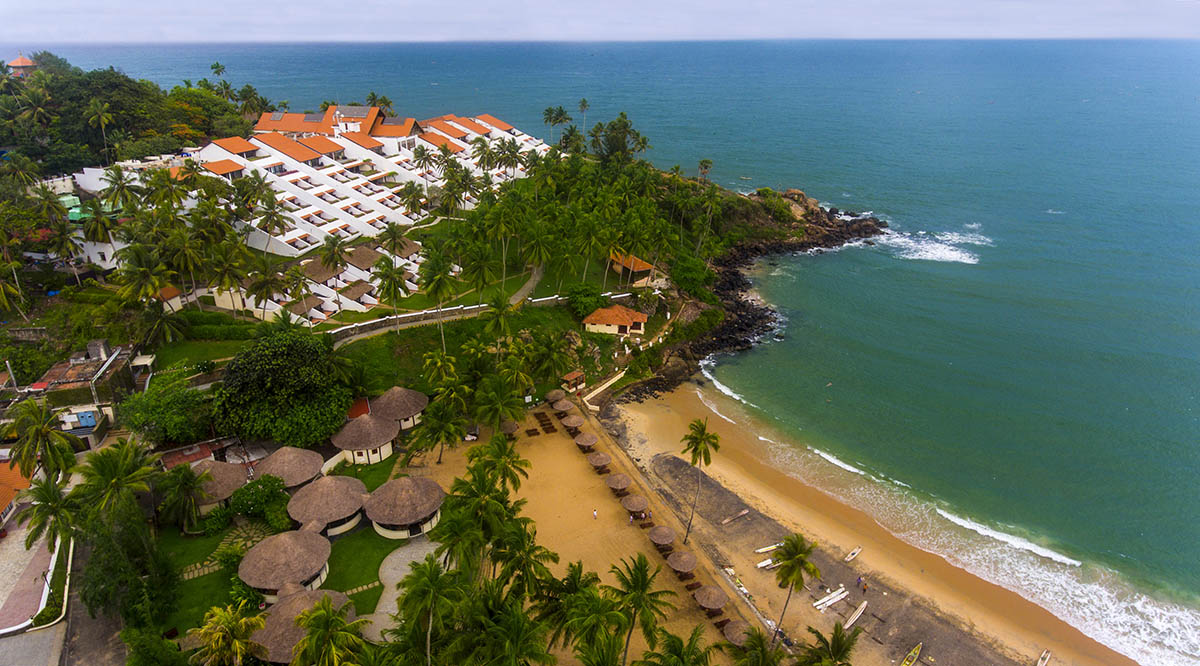 Raviz Kovalam - Kovalam, Southern Beaches Kerala - Icon