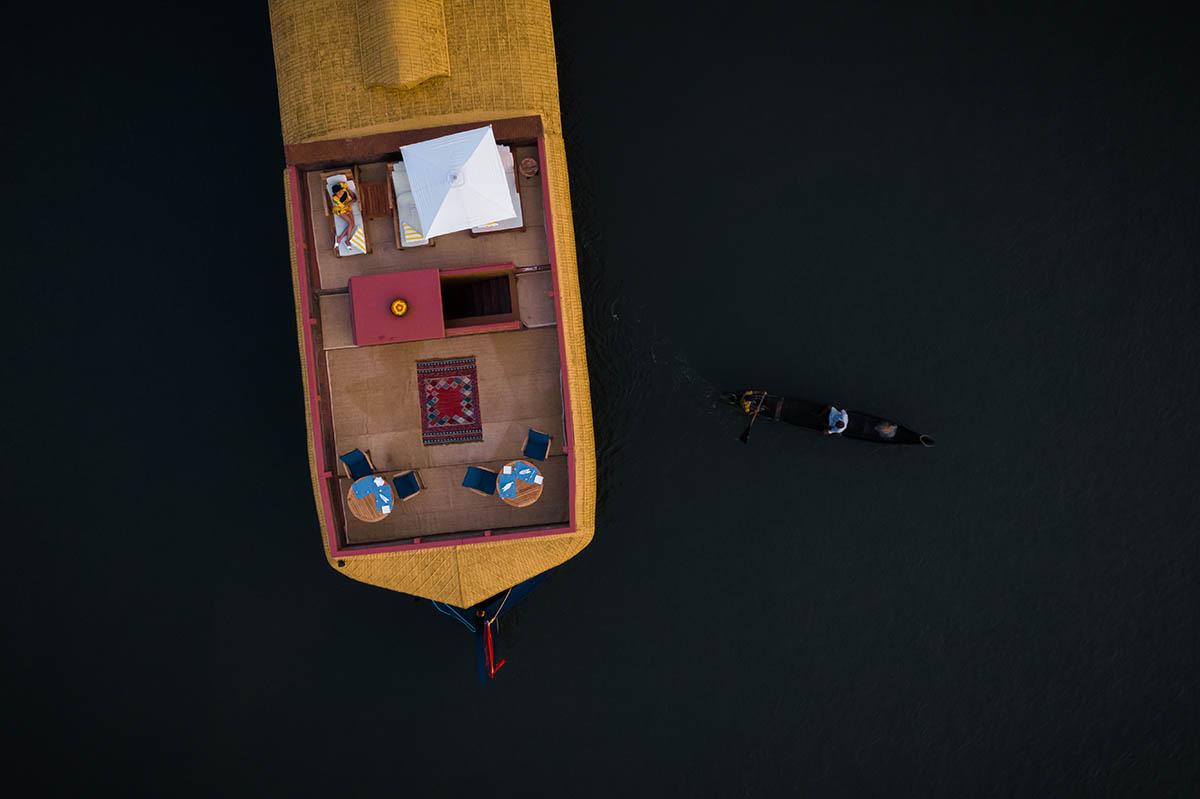 The Lotus - Houseboats - Kerala - Big 1