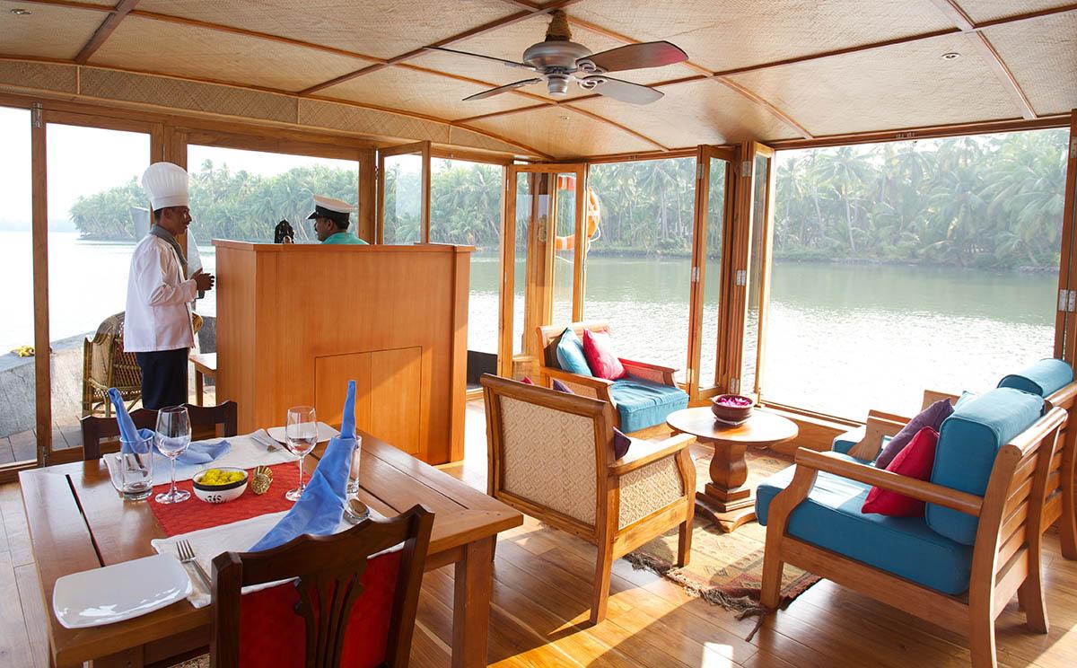 The Lotus - Houseboats - Kerala - Big 2