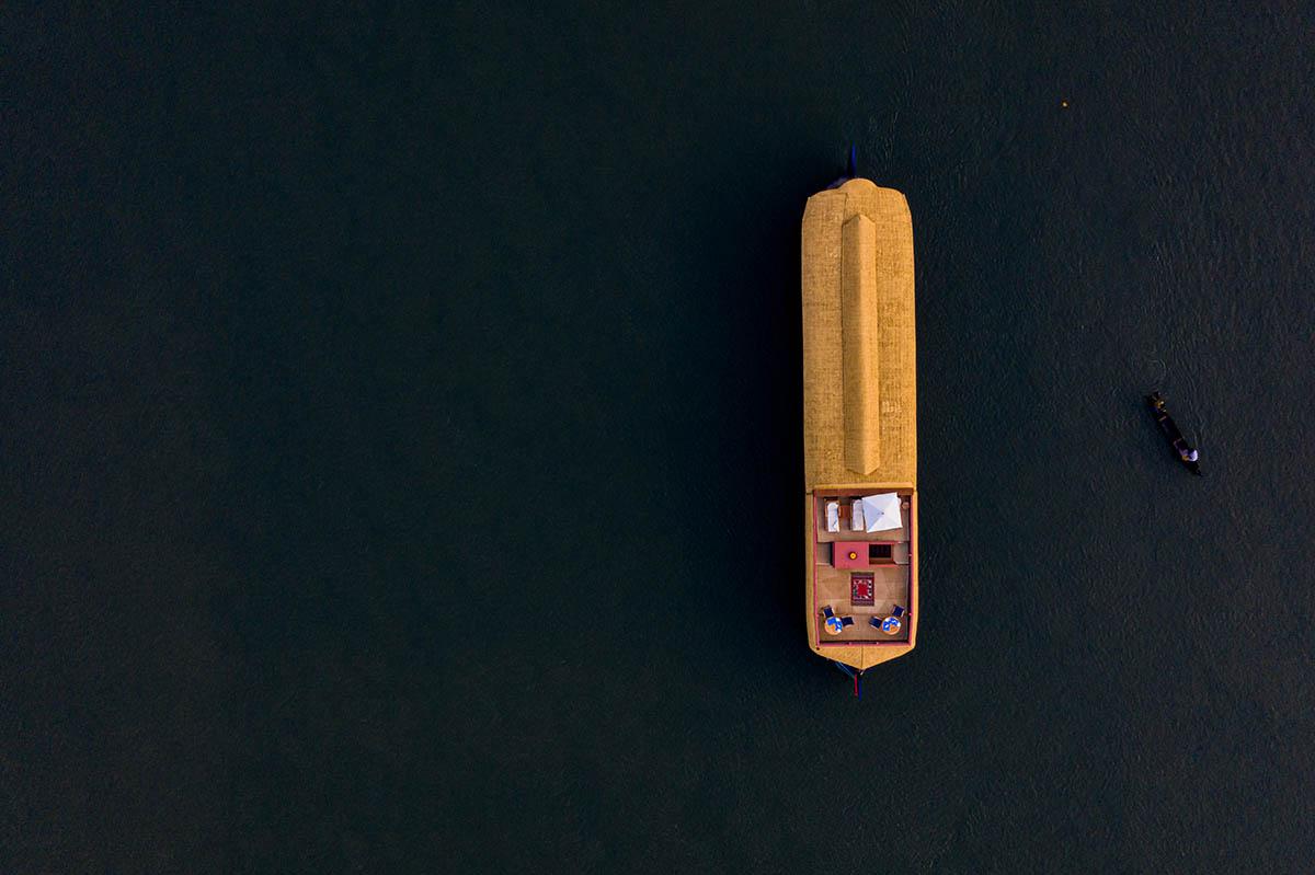 The Lotus - Houseboats - Kerala - Icon