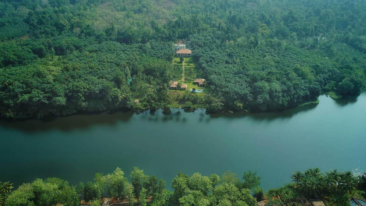 Windermere River House - Rural & Remote - Kerala - Icon (2)